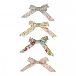 Meri Meri Hårpynt Liberty Hair Bow Clips-20