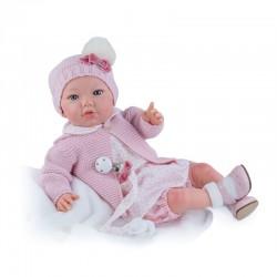 Marina and Pau Dukke New Born Pink 45 cm-20