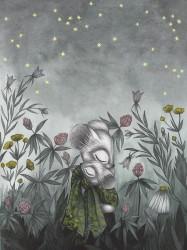 Kajsa Wallin Print Nattljus 30 x 40 cm-20