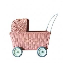 Olli Ella Dukkevogn Strolley rose-20