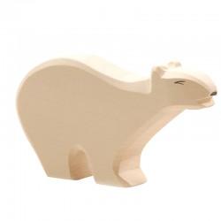 Ostheimer Isbjørn stor 9 cm-20
