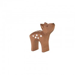 Ostheimer Hjort kid hovedet højt 4,5 cm-20