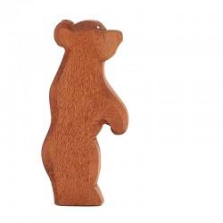 Ostheimer Bjørn stående lille 9,5 cm-20