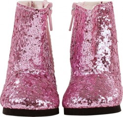 Götz Bootes glittery pink 42-50 cm-20