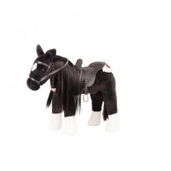 Götz Combing Horse black 52 cm-20