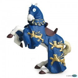 papo figur Blue King Richard Horse-20