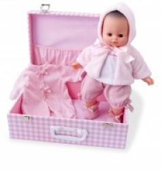 Petitcollin Dukke My Baby Love i kuffert 36 cm-20