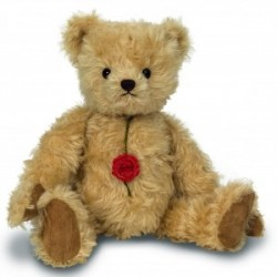 Hermann Teddy Bear Ulrich w/growler-20