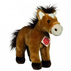 Hermann Teddy Original Horse Standing Brown-20