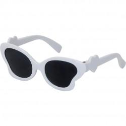 Petitcollin Dukkesolbriller hvid-20