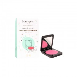ROSAJOU Blush powder 2 in 1 i æske-20