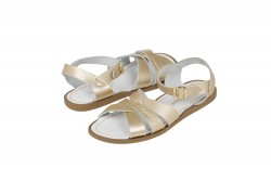 Salt-Water Original sandal gold adult-20