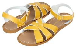 Salt-Water Original sandal mustard barn-20