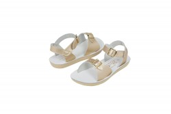 Salt-Water Surfer sandal gold-20