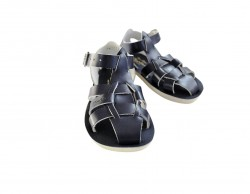 Salt-Water Shark sandal navy-20
