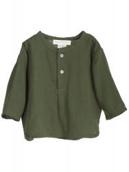 Serendipity Skjorte grøn-20