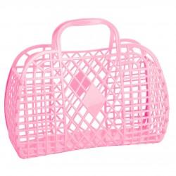 Sun Jellies Taske Retro Bubblegum Pink large-20