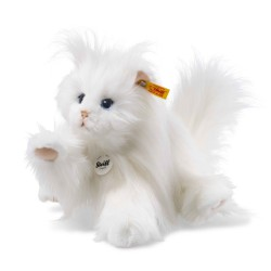 Steiff Kat Princess Persian hvid-20