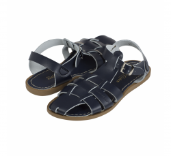 Salt-Water Shark sandal navy adult-20