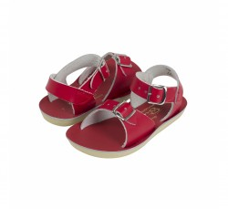 Salt-Water Surfer sandal red-20