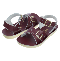 Salt-Water Sweetheart sandal claret-20