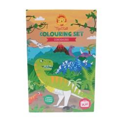 Tiger Tribe Farvesæt Dinosaurs-20
