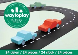 waytoplay Highway 24 pieces set-20