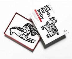 wee gallery art cards Farm-20