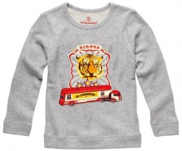 ma locomotion Circus SweatShirt grey-20