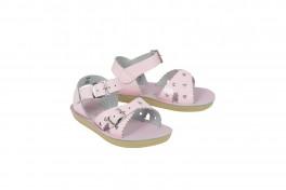 Salt-Water Sweetheart sandal shiny pink-20