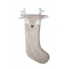 FABELAB Christmas Stocking Deer beige-02