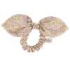 Bon Dep Hårelastik Hair Bow Chamomile Pink ( Kaninører )-01