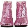 Götz Bootes glittery pink 42-50 cm-01