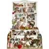 Spiegelburg Julekalender Mischievous Christmas Cats vintage design-01
