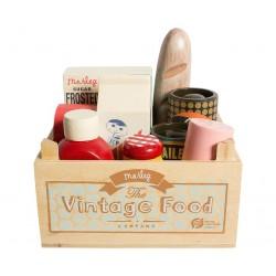maileg Vintage Food kolonial kasse Forventet på lager september-20
