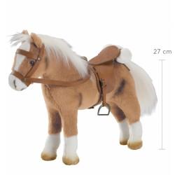 Götz Hest Haflinger Fritz lys brun 27 cm-20