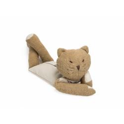 MinMin Copenhagen Cat brown wellness toy-20