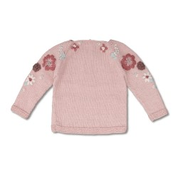 Shirley Bredal Sweater Flora dusty pink-20