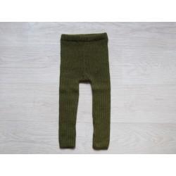 esencia leggings olive-20