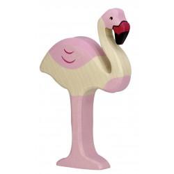Holztiger Flamingo-20