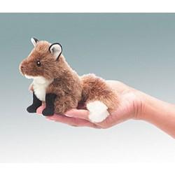 Folkmanis Fingerdukke Mini Fox-20