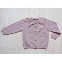 astas cashmere cardigan soft rose-20