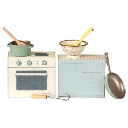 maileg Cooking set-20