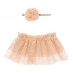 maileg Tutu and Hairband mini rose-20