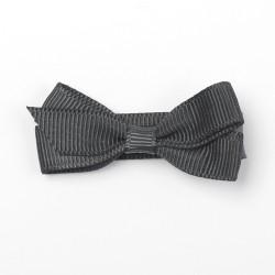 Verity Jones London Charcoal hair clip small-20