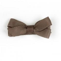 Verity Jones London Chocolate Chip hair clip small-20